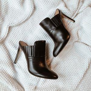Calvin Klein 'Sadiana' Mule Stiletto Leather